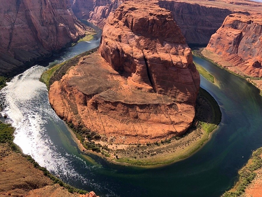 Horseshoe Bend en Arizona
