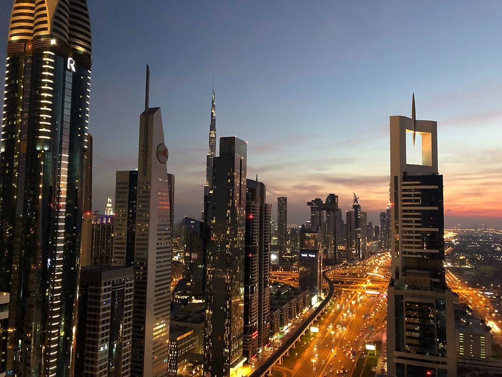 Qué ver y qué hacer en Dubai