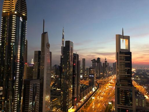 Dubai, sol y lujo en el Golfo Pérsico