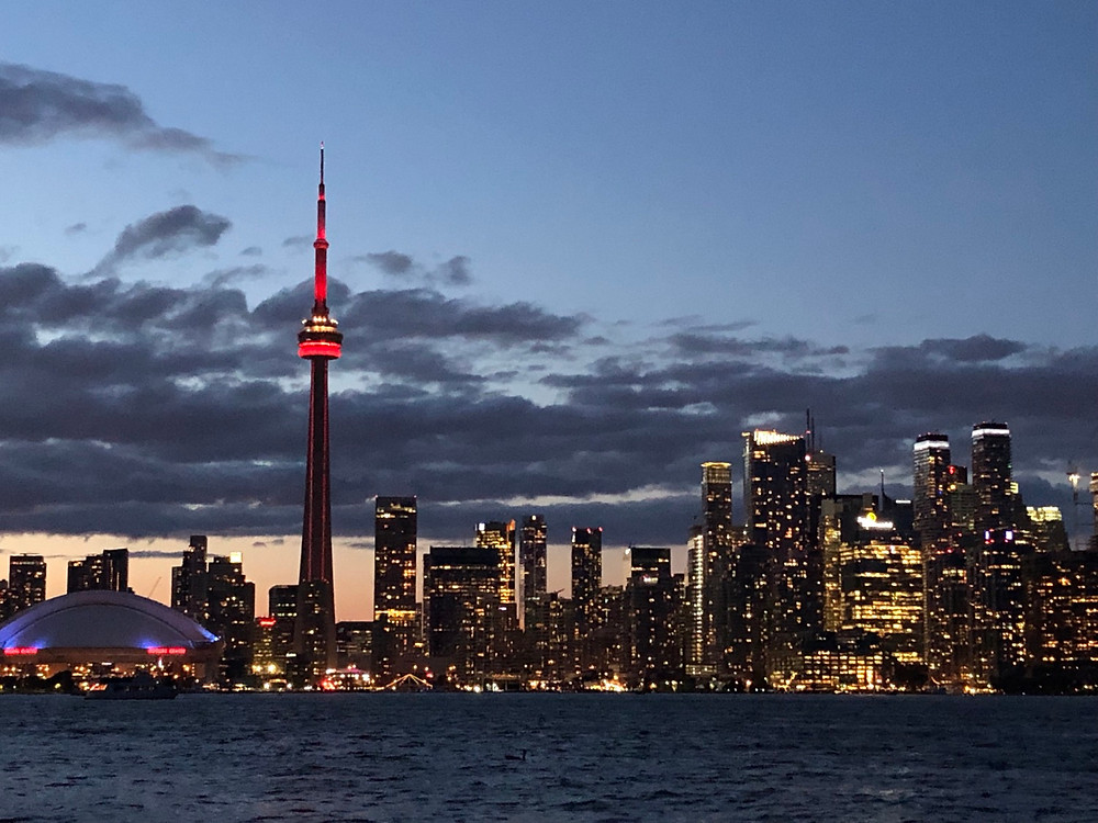 Mejores viewpoints Toronto