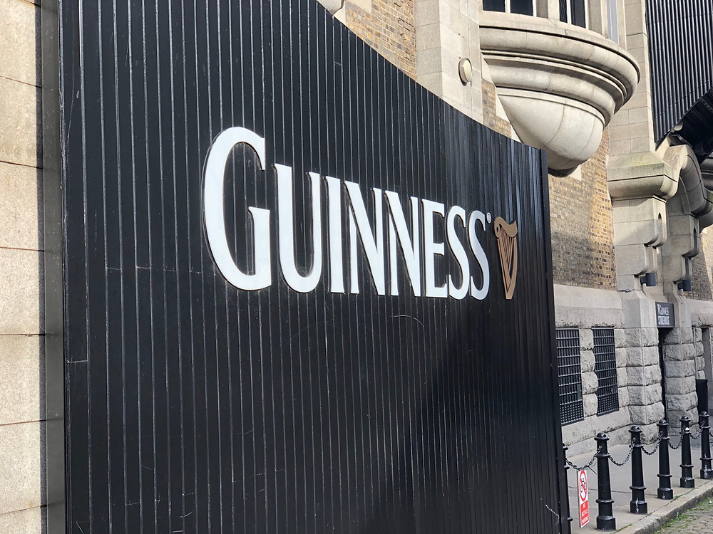 Cerveza Guinness Dublin