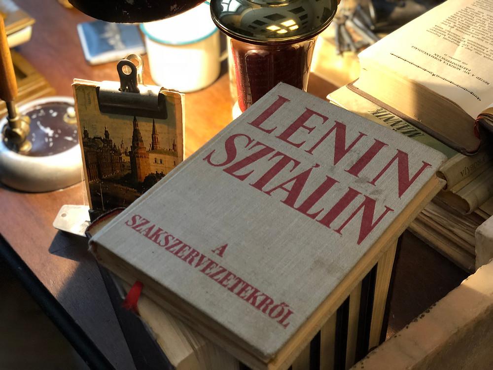 Libro Lenin y Stalin