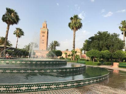 Lugares que ver en Marrakech
