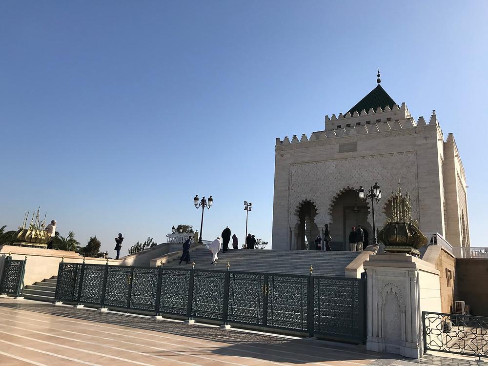 Mausoleo Mohamed V