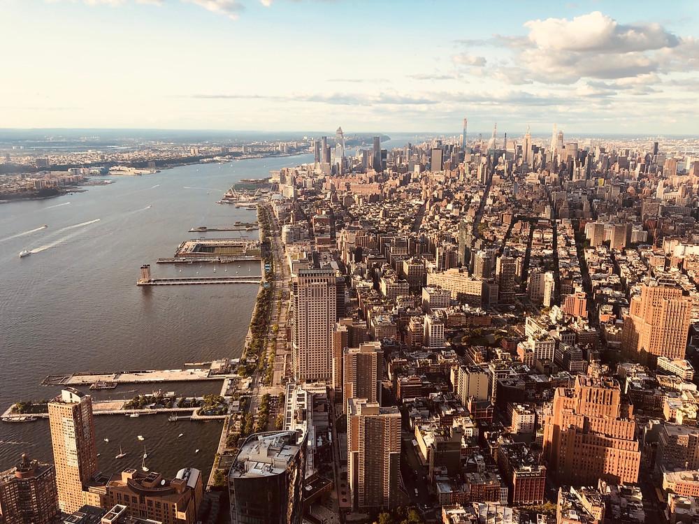 Mejores viewpoints de Nueva York