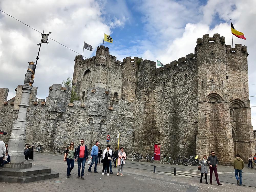 Castillo de Gravensteen