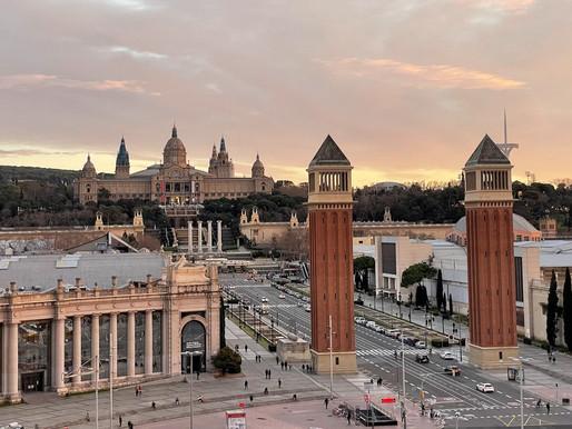 Barcelona, el capricho de Gaudí