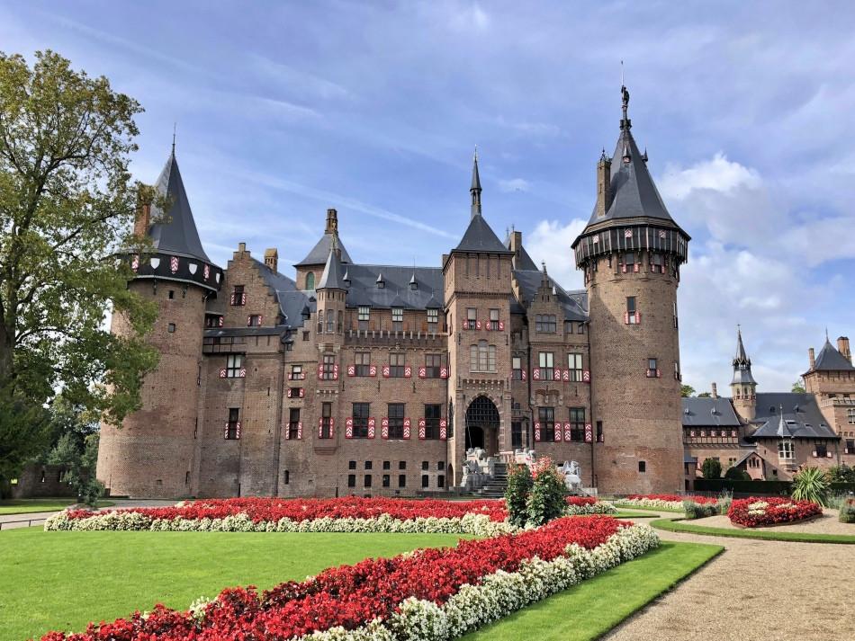 Castillo del Haar en Utrecht