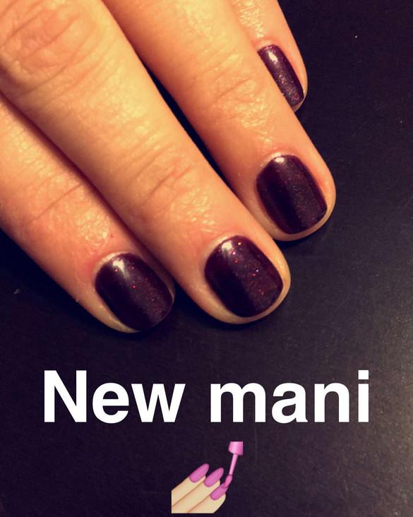New Mani