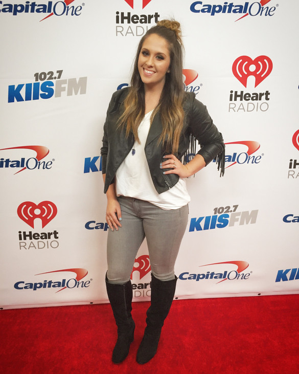 2015 Jingle Ball Carpet