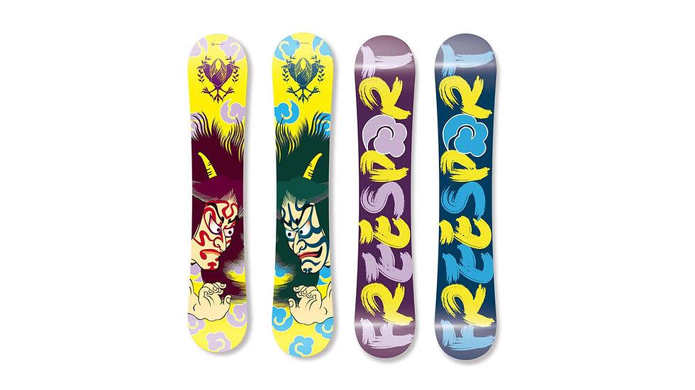 Snowboard Monster