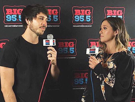 INTERVIEW: Morgan Evans