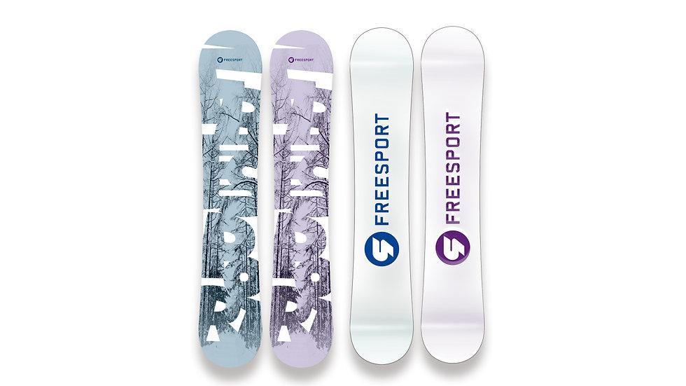 Snowboard FSX 02