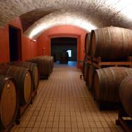 Rosso di Montefalco cellar  (Montefalco, Umbria)