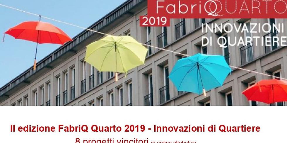 Presentazione progetti FabriQ
