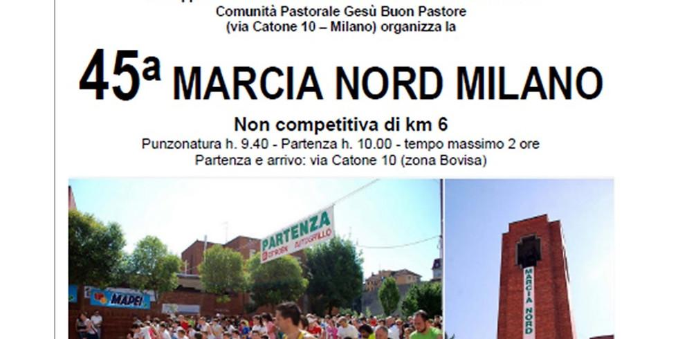 45^ Marcia Nord Milano