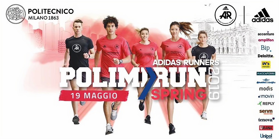 POLIMIRun Spring 2019