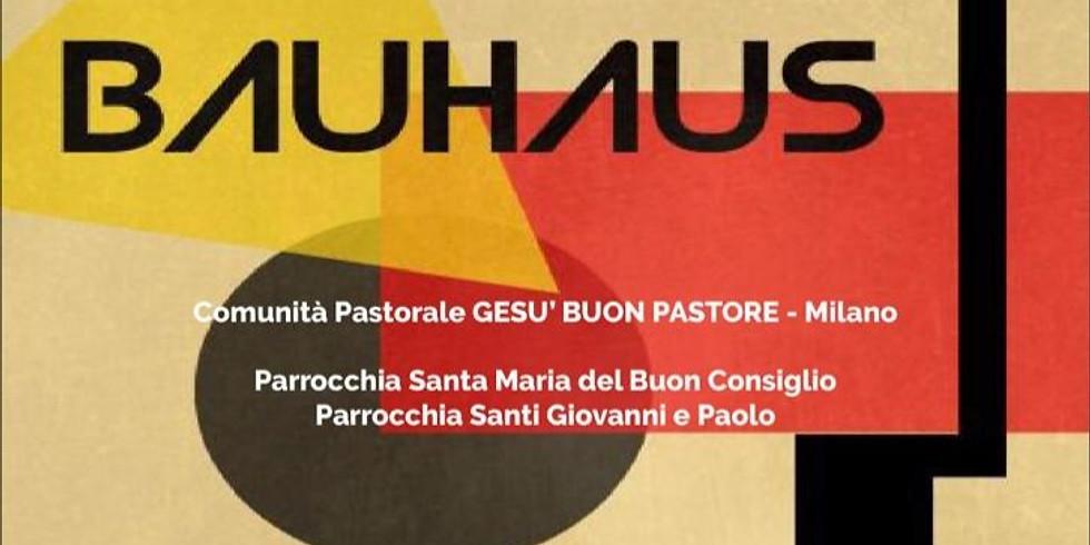 Conferenza su Bauhaus