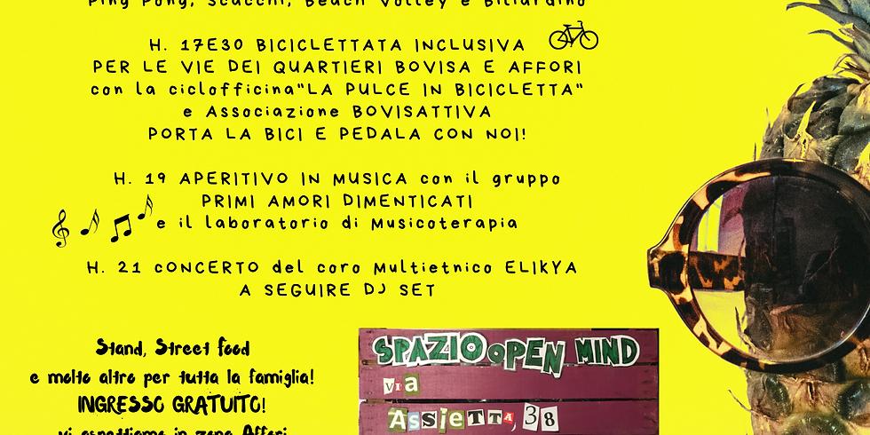 Biciclettata Inclusiva
