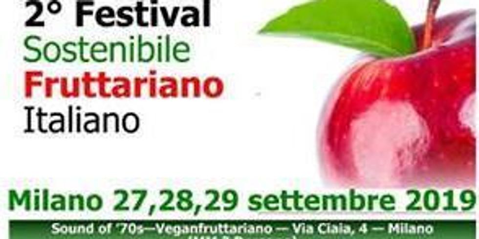 Festival sostenibile fruttariano