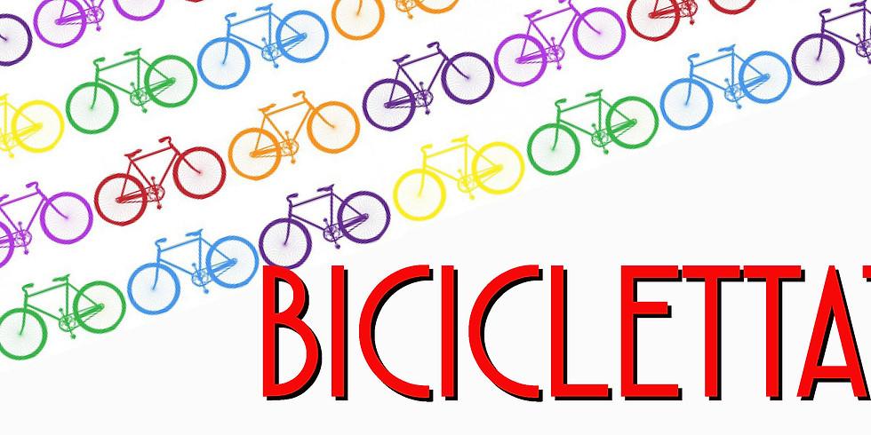 Biciclettata alla scoperta del quartiere
