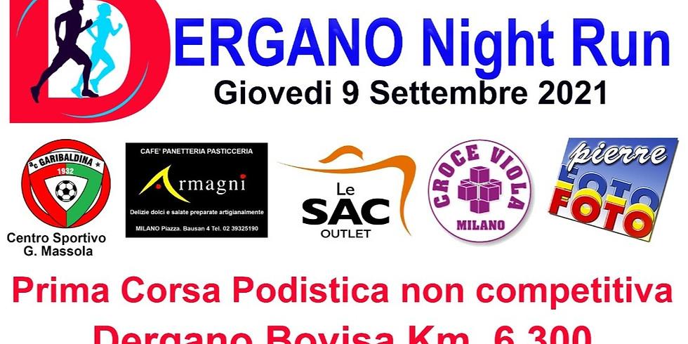 Dergano-Bovisa Night Run EVENTO ANNULLATO