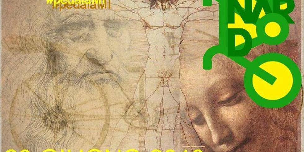 In Bicicletta sulle orme di Leonardo
