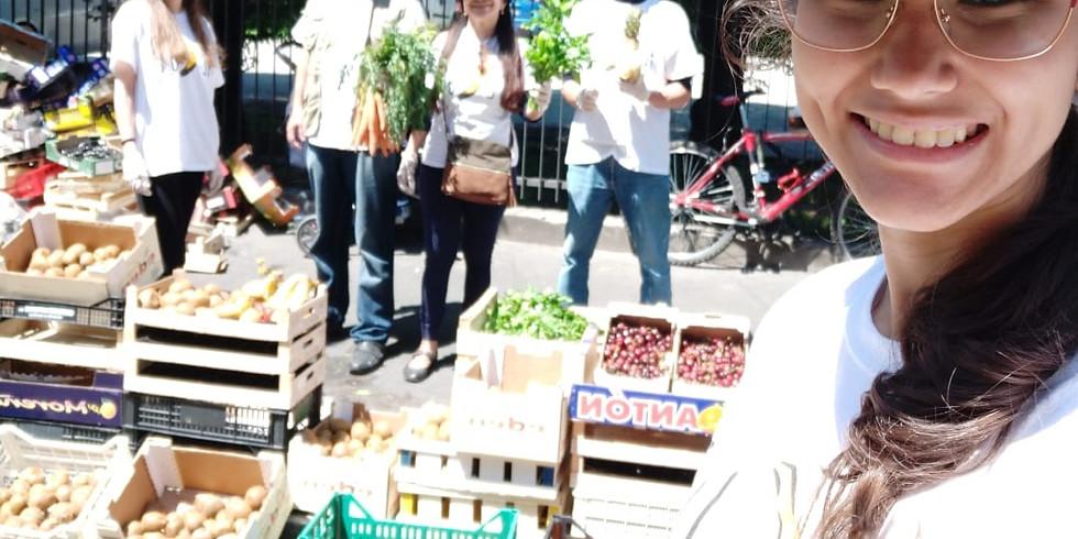 Lotta allo spreco alimentare, vieni al mercato di Catone