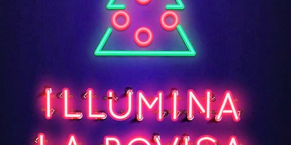 Inaugurazione Luminarie natalizie in Bovisa