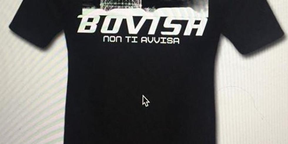 Compra la maglietta della Bovisa