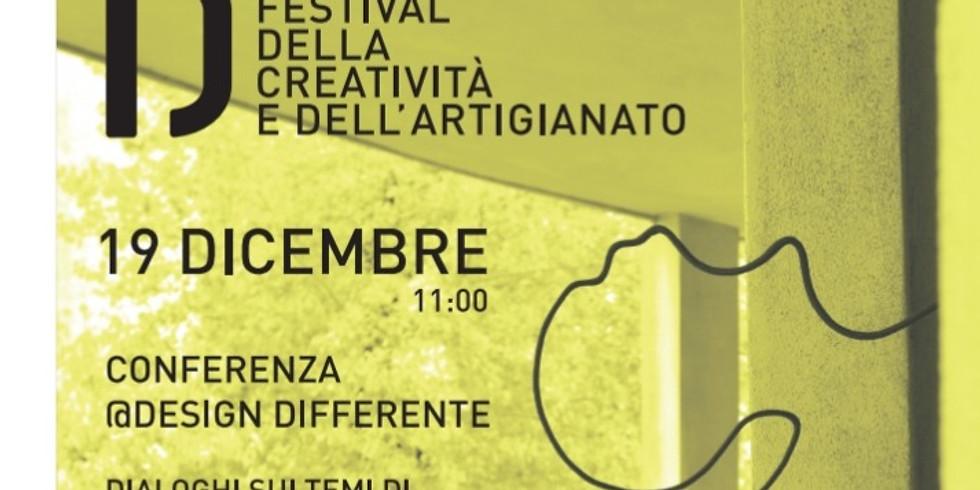 Conferenza Design Differente