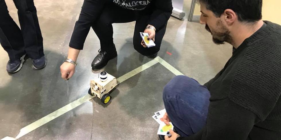 Aperitivo con Robot