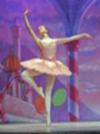 nutcracker sugar plum fairy