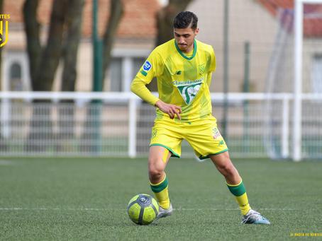 L'interview d'Amine Saïd, espoir du FC Nantes formé au FCFL