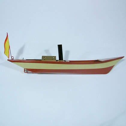 Model steam boat