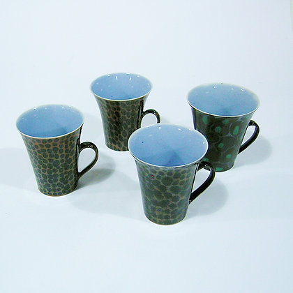 Coffee Cups by Roger Webb