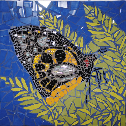 'Cairns Birdwing Butterfly' Mosaic