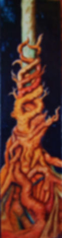 painting, art gallery, Port Douglas, artisan gallery,paintings online,Oil Painting on canvas 'Power'