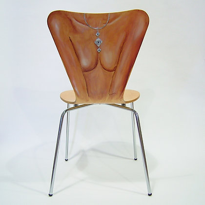 'Cheeky Chair' #1