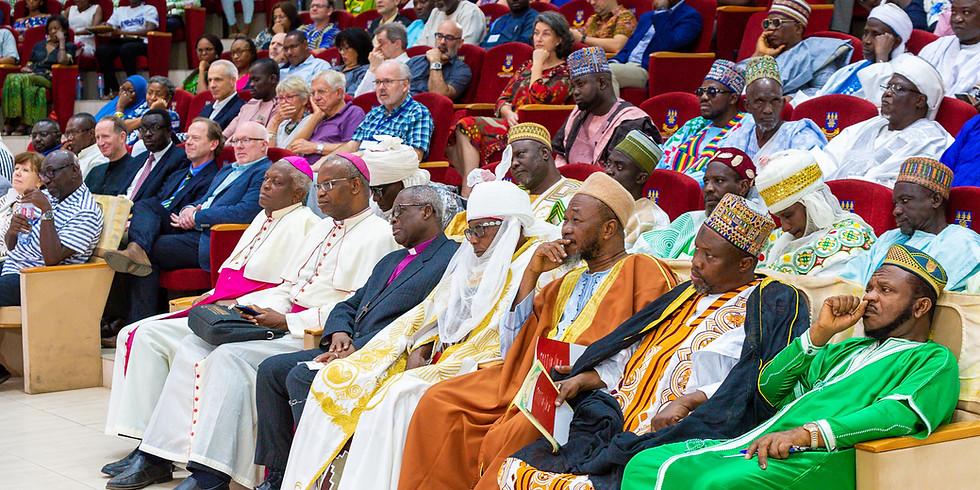 The Sanneh Institute Inaugural Event