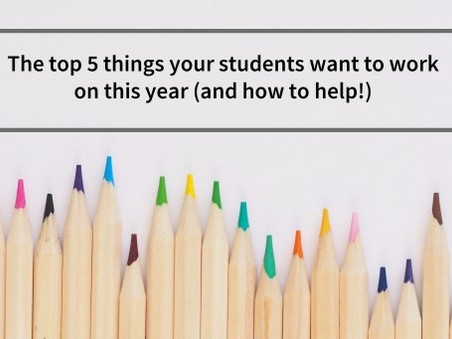 The 2019-20 data roundup: What your students want