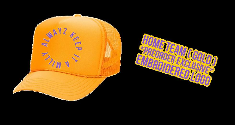 Home Team Trucker Hat