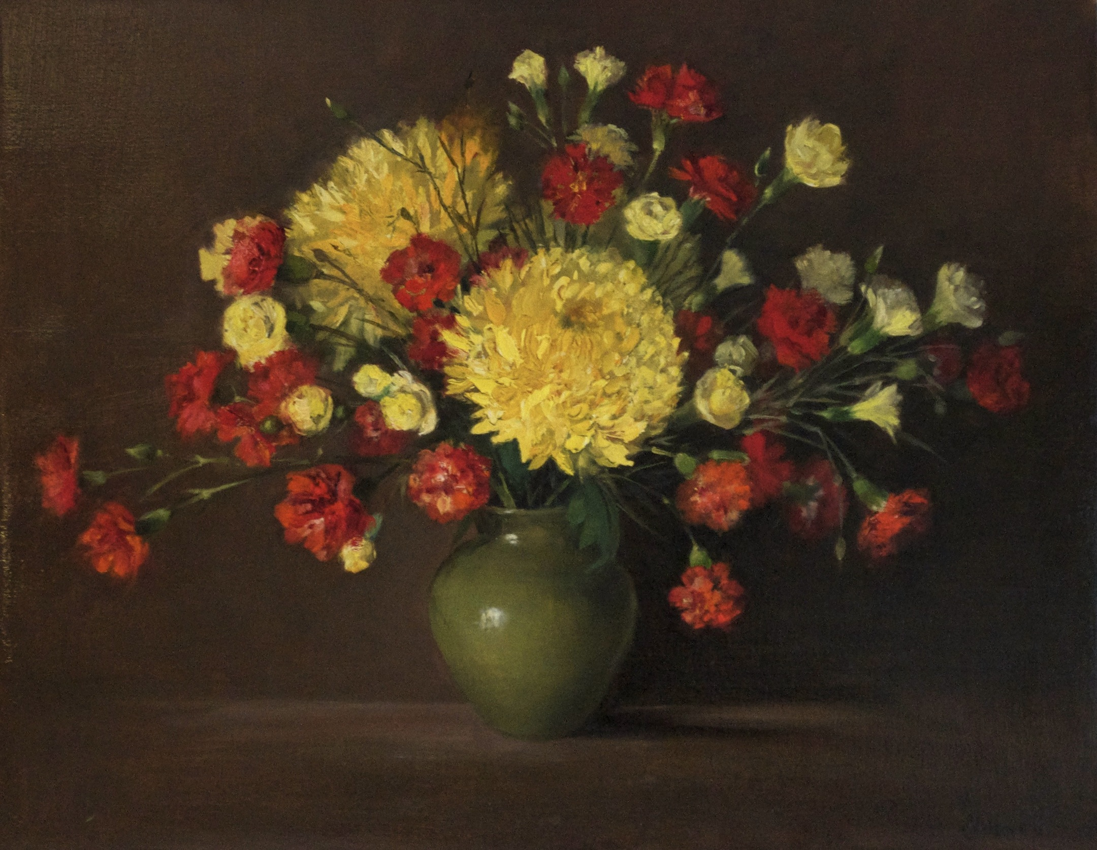 EAlekseyev_Carnations_oil on linen.jpg