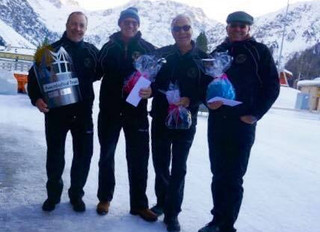 Team Crystal Zürich gewinnt die 3. Arosa Humorfestival-Trophy