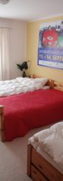 Zimmer, bis 4 Betten