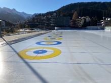 Wir spielen wieder Curling - Teil 2
