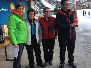 Das Team vom CC St. Gallen gewinnt das Saison-Eröffnungsturnier 2019/2020