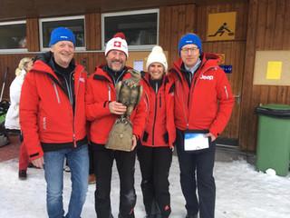 Team CC Lenzerheide gewinnt Arosa Lenzerheide Trophy