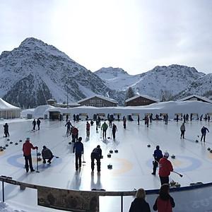 Curling Open Air Schweizermeister 2018