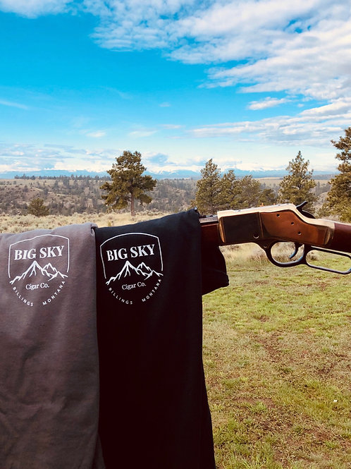 Big Sky Cigar, Co. T-Shirts